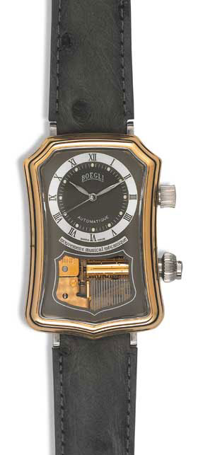 часы Boegli Classic Mechanical