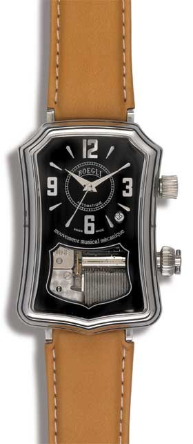 часы Boegli Contemporain Automatic Date