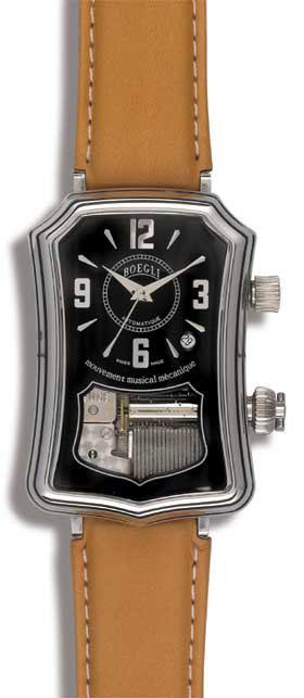 часы Boegli Contemporain Mechanical