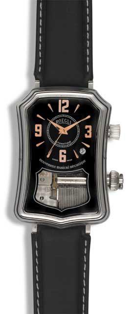 часы Boegli Contemporain Automatic Date