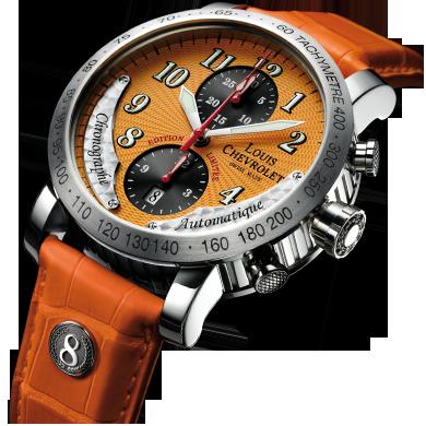 часы Louis Chevrolet Frontenac 7100