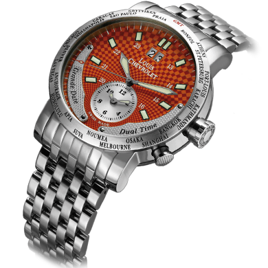 часы Louis Chevrolet Frontenac 6200