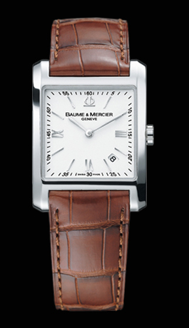 часы Baume & Mercier Hampton Square