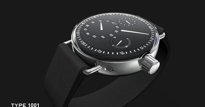 часы Ressence TYPE 1001