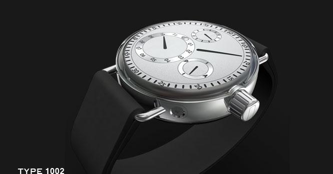часы Ressence TYPE 1002