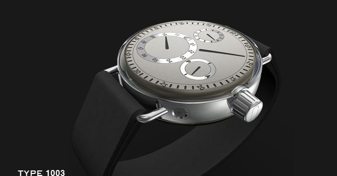 часы Ressence TYPE 1003