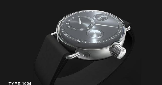 часы Ressence TYPE 1004