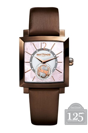 часы Saint-Honoré Paris ORSAY 125TH anniversary series