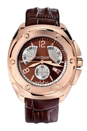 часы Saint-Honoré Paris HAUSSMAN MAGNUM Chronograph