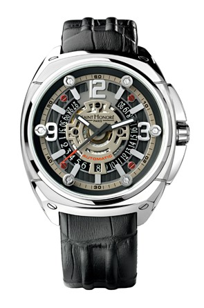 часы Saint-Honoré Paris HAUSSMAN MAGNUM Automatic