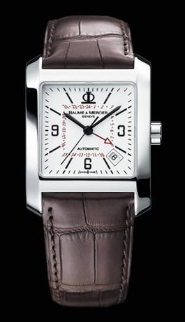 часы Baume & Mercier Hampton Square