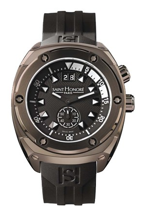 часы Saint-Honoré Paris HAUSSMAN MAGNUM Diving
