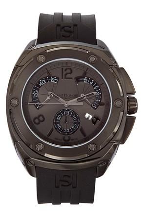 часы Saint-Honoré Paris HAUSSMAN MAGNUM Black Ghost