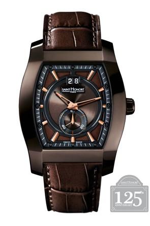 часы Saint-Honoré Paris MONCEAU Grand Quartz Chronograph