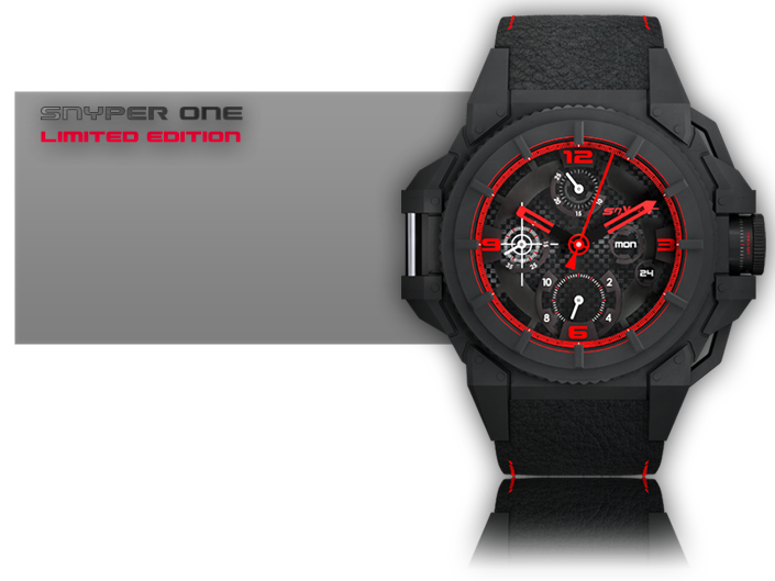���� Snyper SNYPER ONE �RED LIMITED EDITION�