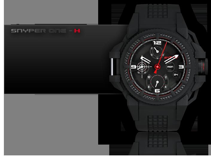 часы Snyper One-H
