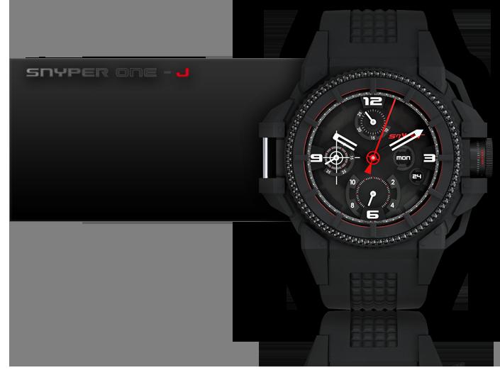 часы Snyper One-J