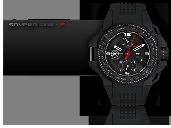 часы Snyper One-F
