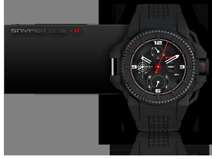 часы Snyper One-K