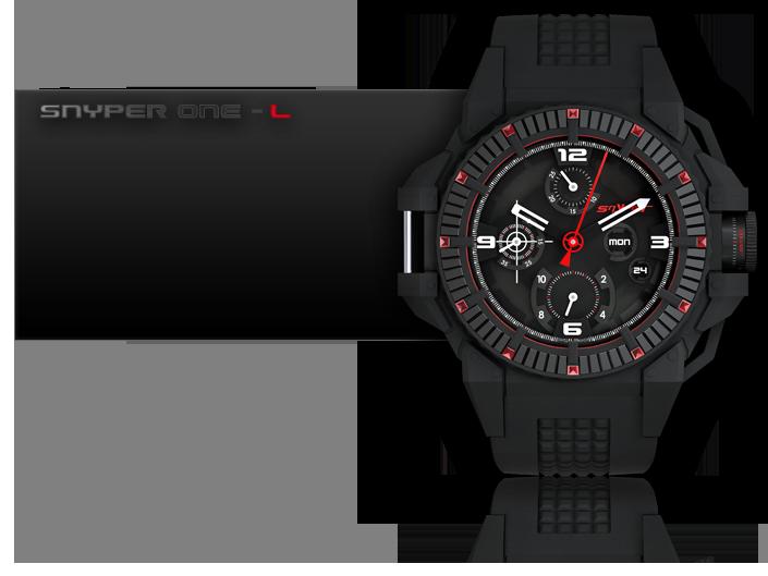 часы Snyper One-L