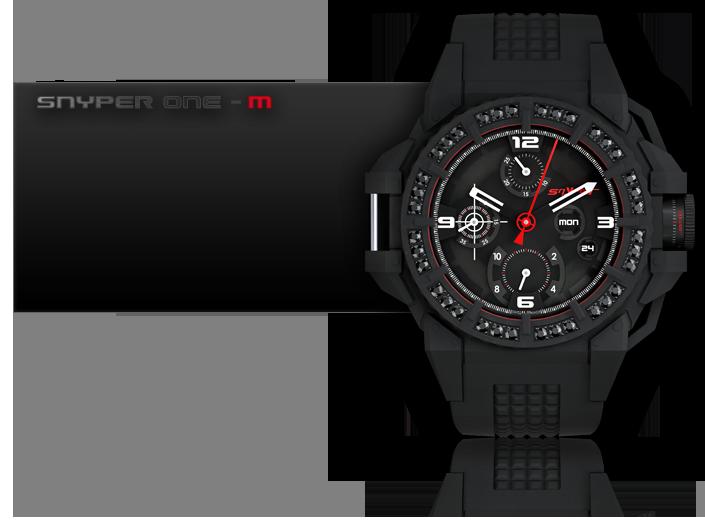 часы Snyper One-M