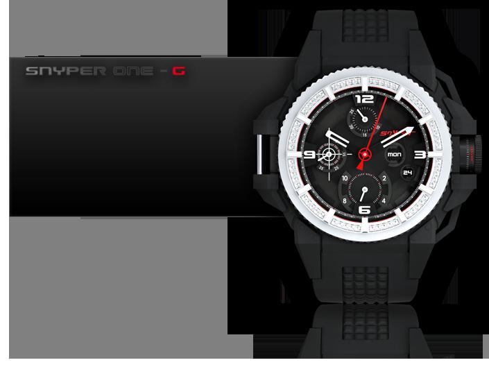 часы Snyper One-G