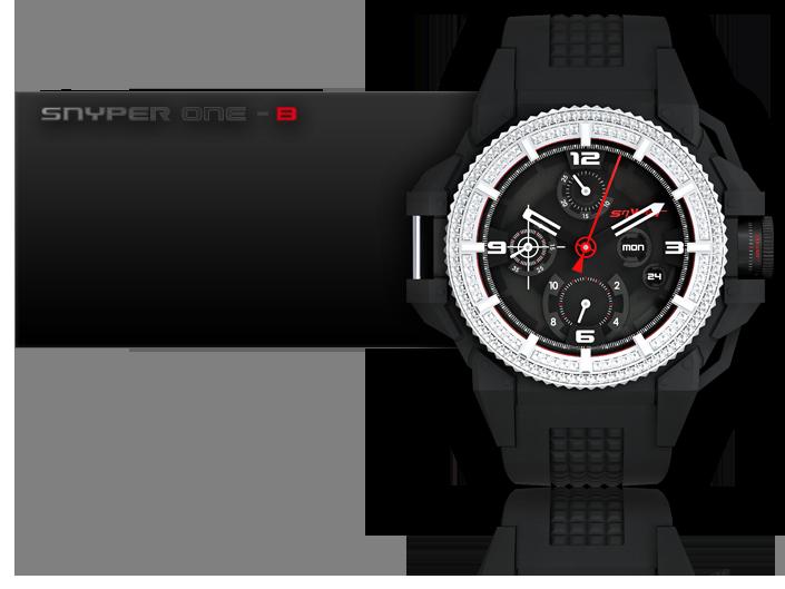 часы Snyper One-B
