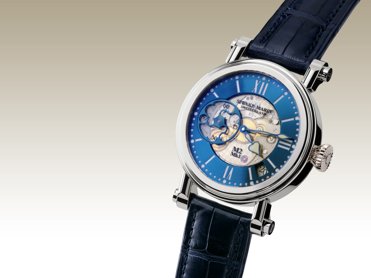 часы Speake-Marin Marin 2
