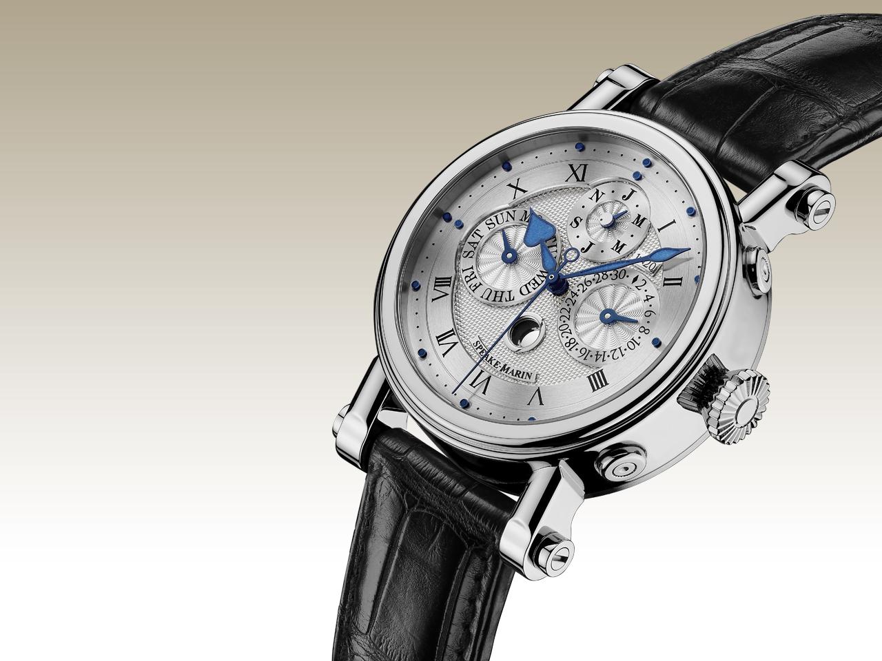 часы Speake-Marin QP-Perpetual Calendar