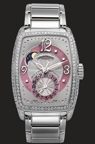 часы Armand Nicolet TL7 Stainless steel