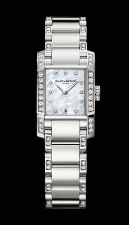 часы Baume & Mercier Diamant
