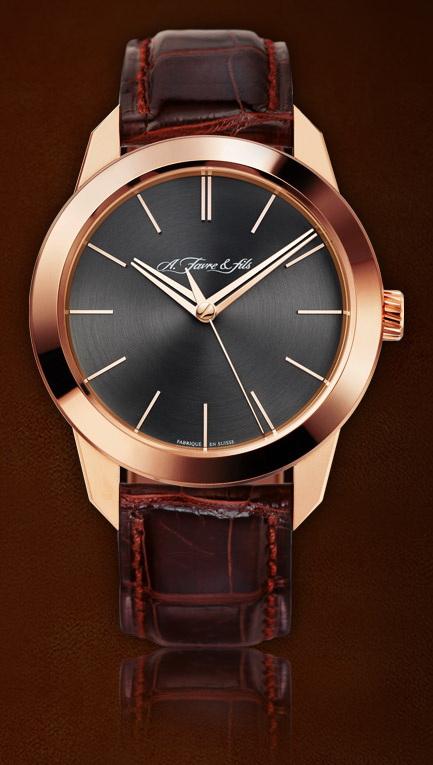 часы A. Favre & Fils Pure