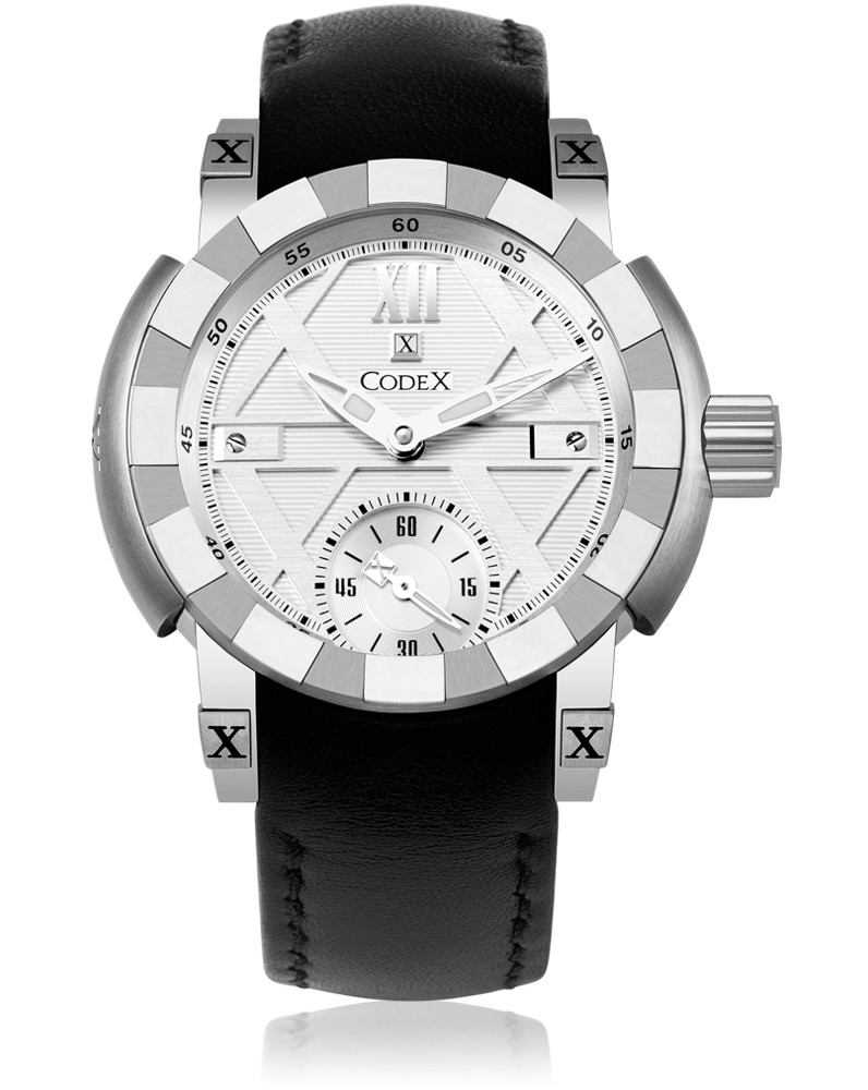 часы CodeX CLASSIC Steel case