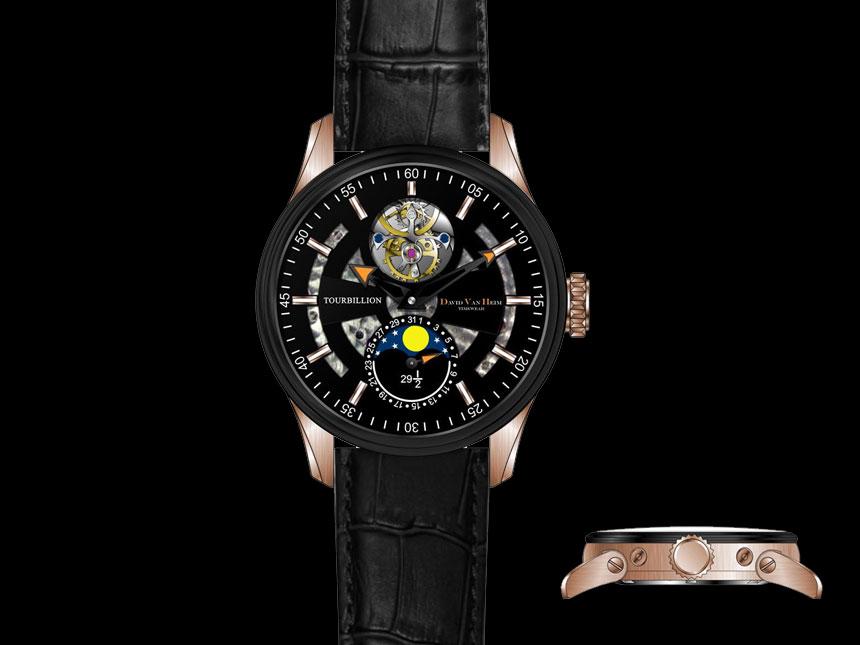 часы David van Heim T1