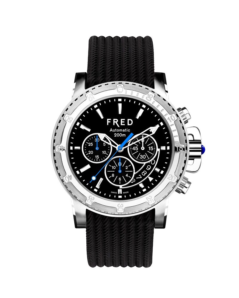 часы Fred Gladiateur Collector Chronograph