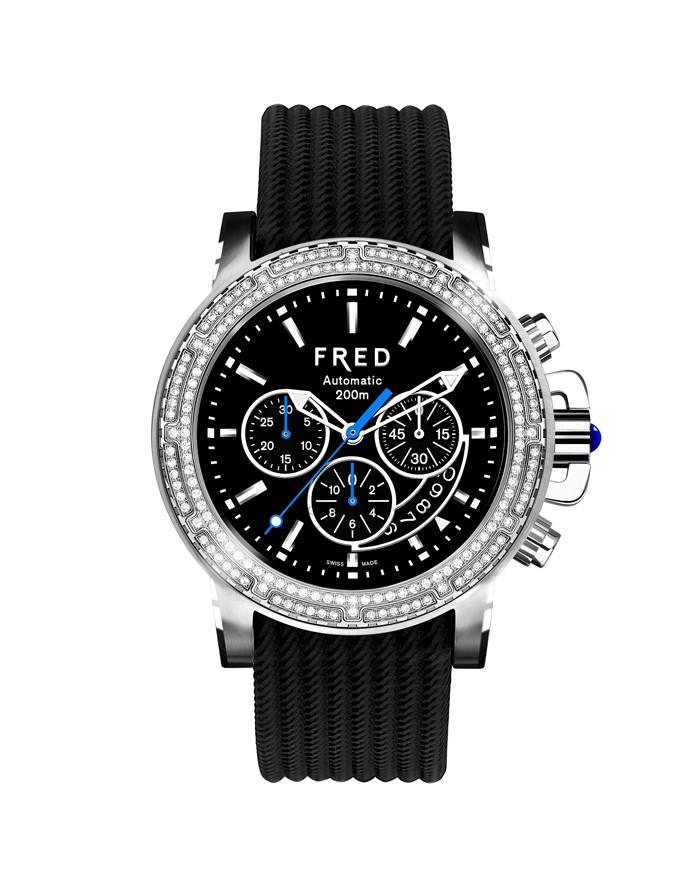 часы Fred Gladiateur Collector Chronograph