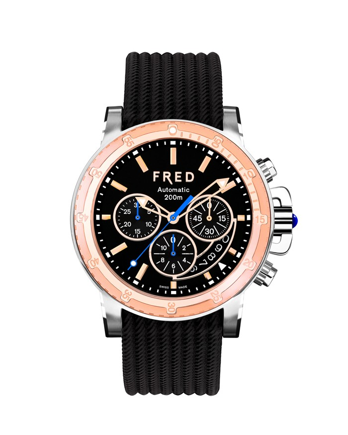 ���� Fred Gladiateur Collector Chronograph