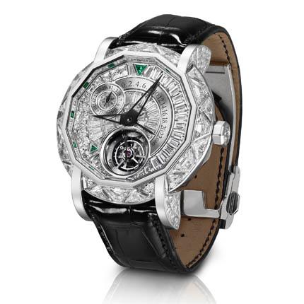 часы Graff MasterGraff Tourbillion