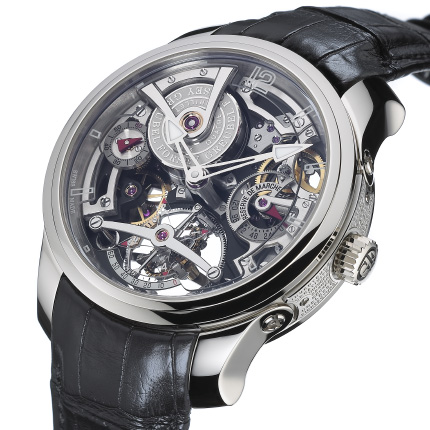 часы Greubel Forsey Double Tourbillon Technique