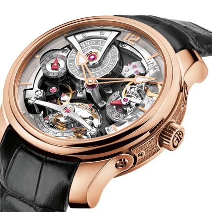 часы Greubel Forsey Double Tourbillon Technique