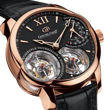 часы Greubel Forsey Quadruple Tourbillon