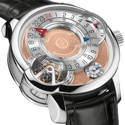 часы Greubel Forsey Invention Piece 3