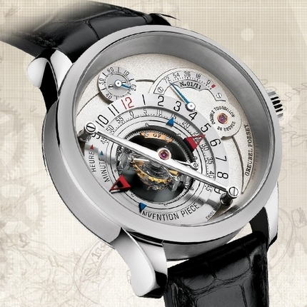 часы Greubel Forsey Invention Piece 1