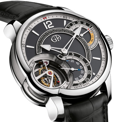 часы Greubel Forsey Tourbillon 24 Secondes