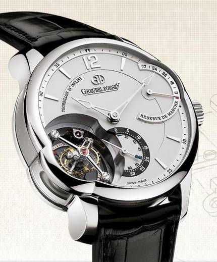 часы Greubel Forsey Tourbillon 24 Secondes Incliné