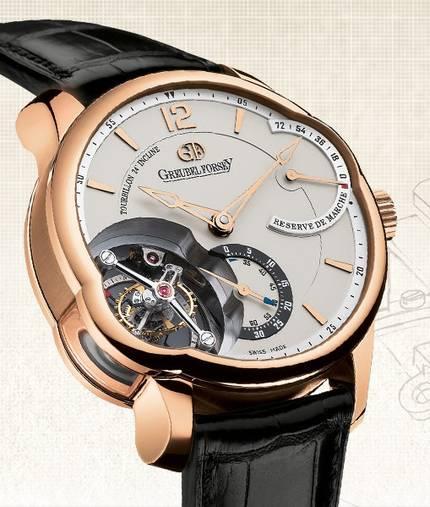 часы Greubel Forsey Tourbillon 24 Secondes Incliné