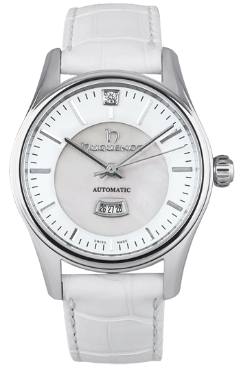 ���� Huguenot Ladies Automatic 1 Diamond Classic