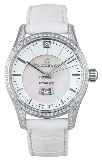 часы Huguenot Ladies Automatic  Diamonds Classic