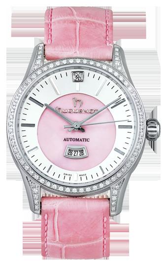 часы Huguenot Ladies Automatic  Diamonds Classic