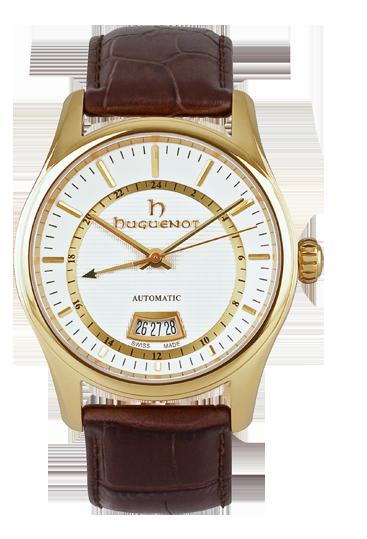часы Huguenot Gents  GMT Classic